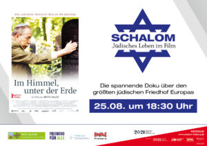 Schalom - Jüdisches Leben im Film @ Kinopolis