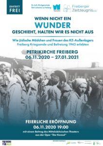 """Ausstellungseröffnung """"75 Jahre Kriegsende"""" - ohne Publikum @ Petrikirche"""