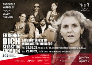 Ensemble Wirbeley: Laubhüttenfest im Wachwitzer Weinberg @ Petrikirche